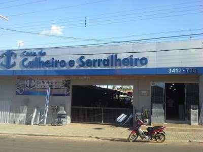 CASA DO CALHEIRO E SERRALHEIRO